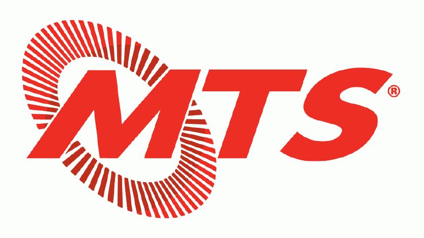 red MTS logo banner