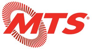 red MTS logo
